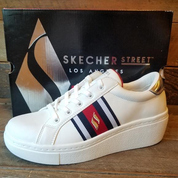 Skechers Shoes | Nib Nwt Goldie Hi